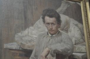 Portræt af Niels Hansen Jacobsen