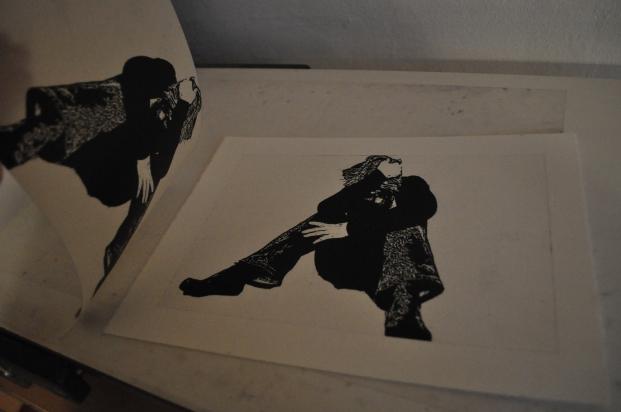 Vejledning - Polyester plade litografi 093
