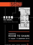 ROOM to share PLAKAT